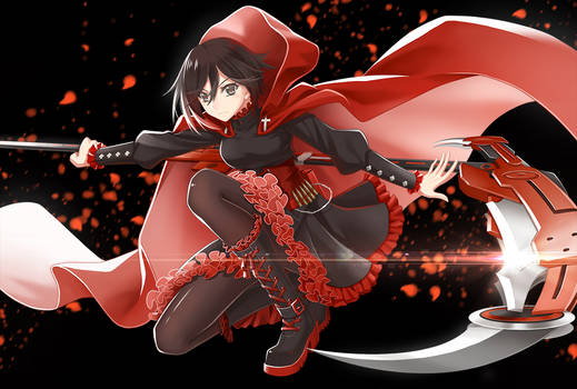 +Ruby Rose+