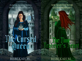 The Cursed Queen / The Time Traveler's Heart by gemini-graphics