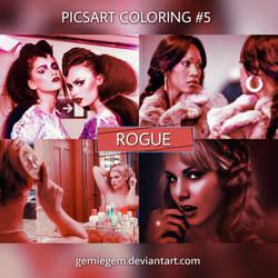 Rogue - Picsart Coloring No.5