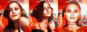 Fall Themed Icons ft. Ella Purnell