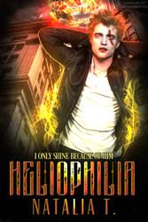 Heliophilia | Book Cover by gemini-graphics