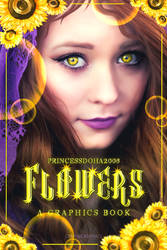 Flowers | Book Cover by gemini-graphics