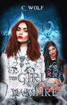 The Girl Who Cried Vampire | Book Cover