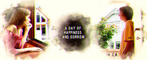 Happiness And Sorrow  | Banner