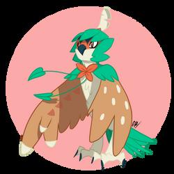 Weed Owl by Demoniac07