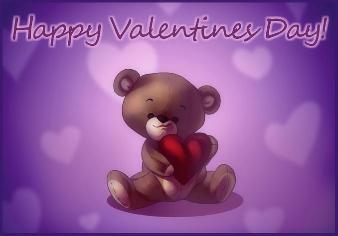 Happy Valentines Day by Feyrah