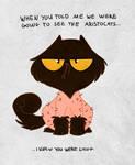 No Aristocats for you