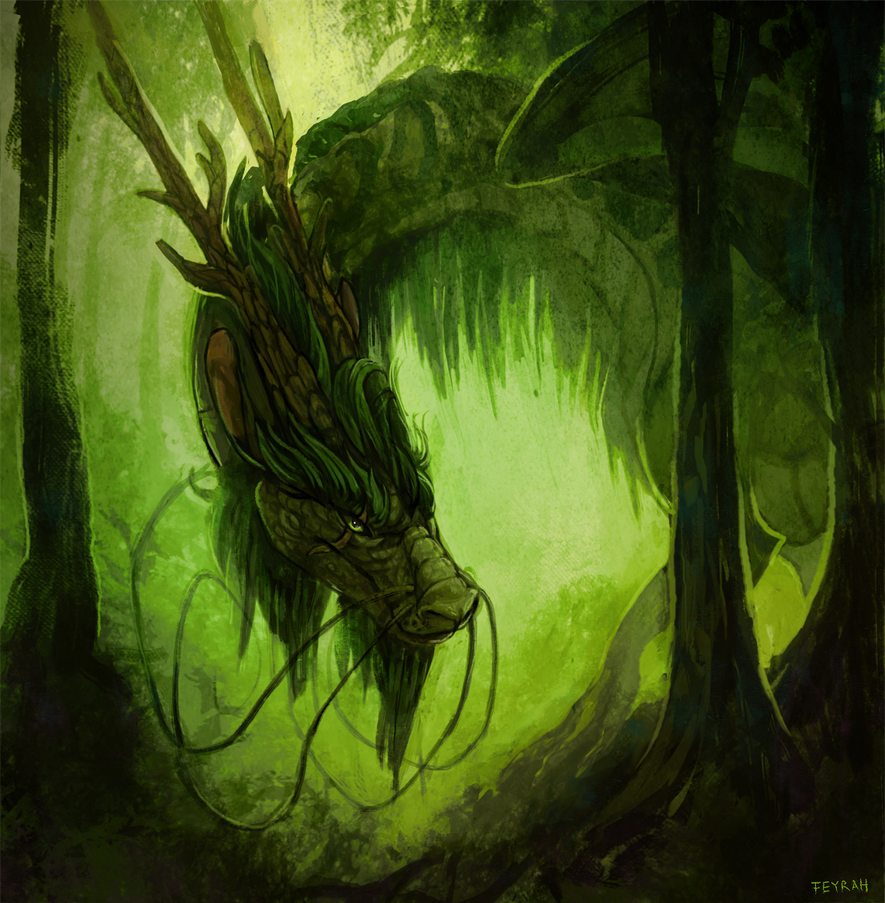 Wildwood Guardian by Feyrah