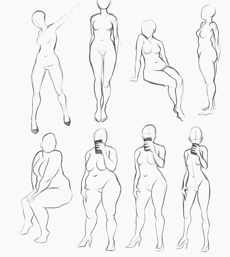 Body Studies by Feyrah