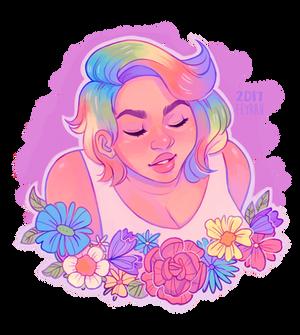 Pride Girls - Rainbow