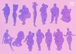 Bodies, bodies, bodies