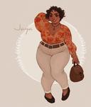 Jaya - Character Design