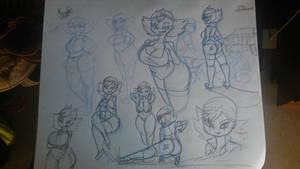 Maylyn sketches