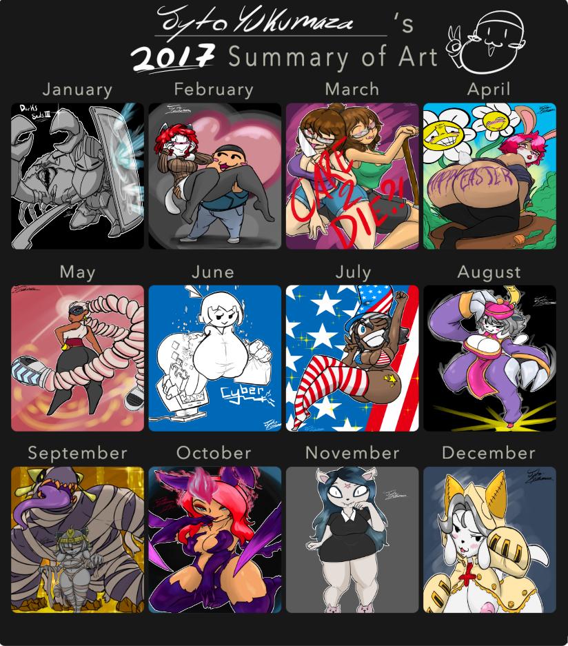 2017 Summary~Jyto by Jyto56