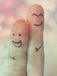 fingers love by exaMadafaka