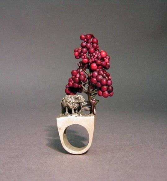 Sheep Ring by odandiee