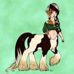 Day 2 Centaur