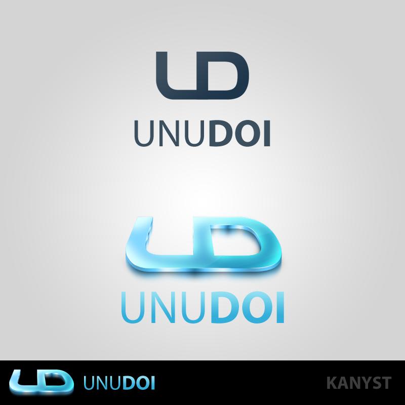Creatii Grafice: KanYST Unudoi_logo_by_kanyst-d4gmlt8
