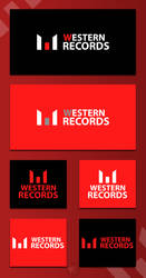 WESTERNRECORDS LOGO by KanYST