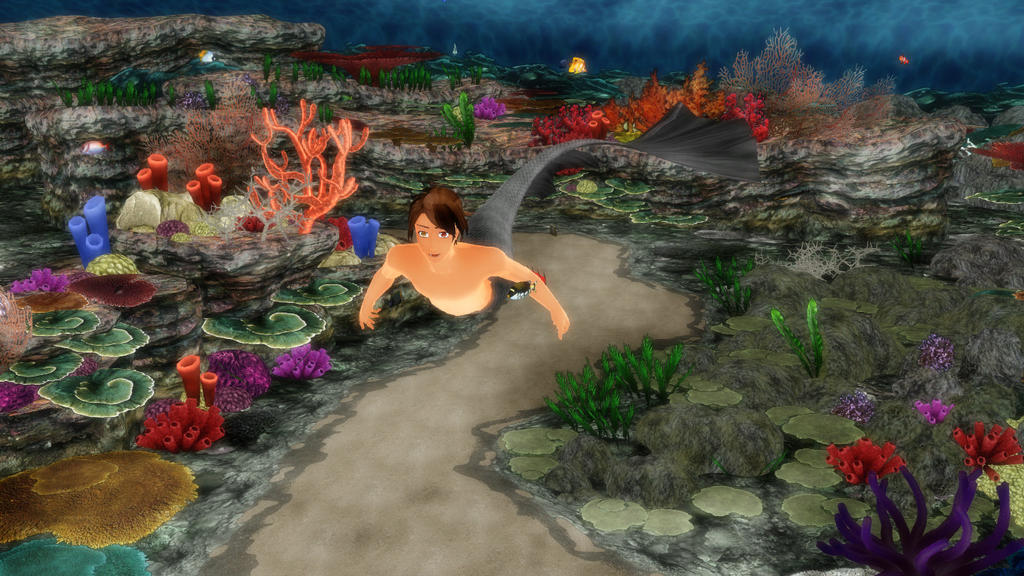 Swimming with the fishes by beatles fan on deviantart for Swimming with the fishes