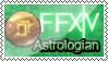 FFXIV Astrologian - Stamp by S-oujiiSan