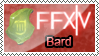 FFXIV Bard - Stamp by S-oujiiSan
