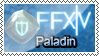 FFXIV Paladin - Stamp by S-oujiiSan