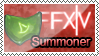 FFXIV Summoner - Stamp by S-oujiiSan