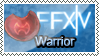 FFXIV Warrior - Stamp by S-oujiiSan