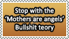 So Much For An Angel - Stamp by S-oujiiSan