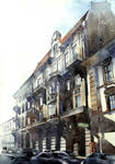 tenement house in Lwow