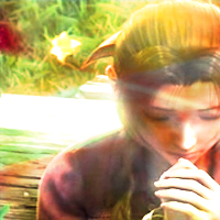 Aerith Icon by xLightinside
