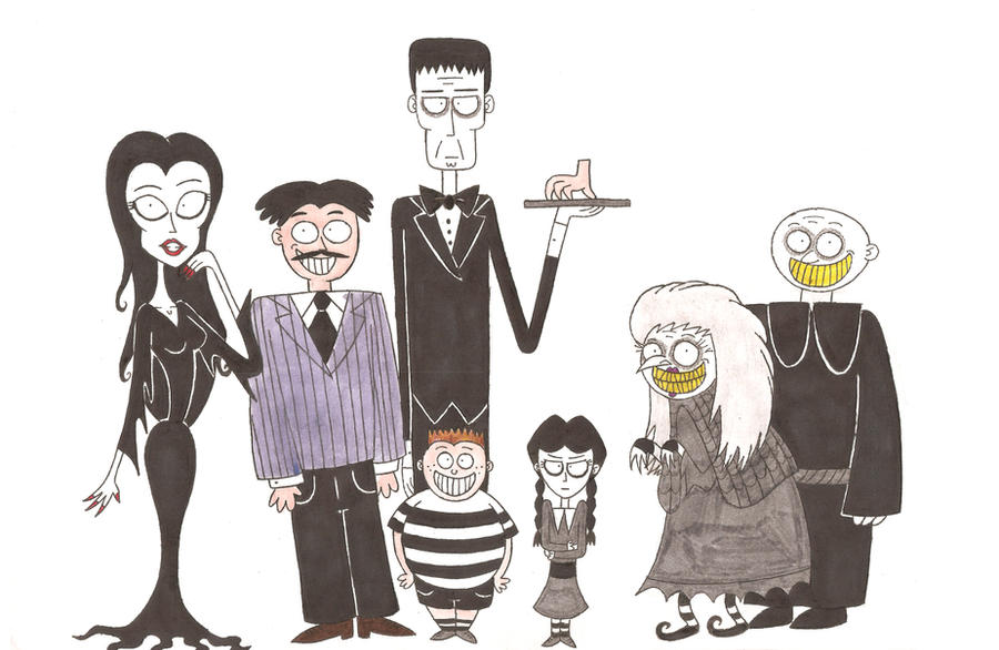 Image Result For Addams Family Watch
