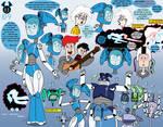 XJ-9: Teenage Robot