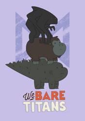 We Bare Titans (MonsterVerse) by nerdsman567