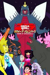 Godzilla/Steven Universe: Terror of Spacegodzilla