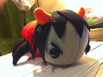 Karkat Grub plush