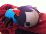 Terezi Grub plush