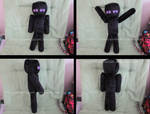 Enderman Plush