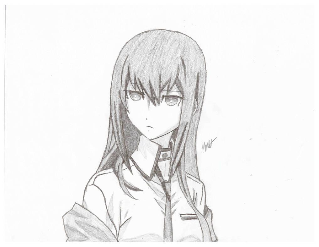 Kurisu Makise/ Christina the Assistant