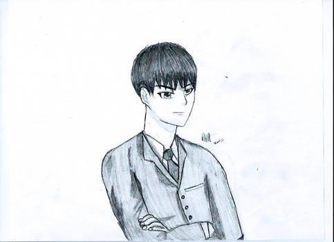 Okami Yukimura (OC)