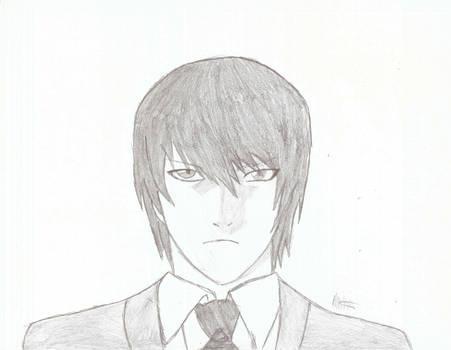 Light Yagami Aka Kira