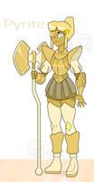 SU-OC - Pyrite
