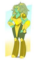 Beryl fusion #18 - variscite
