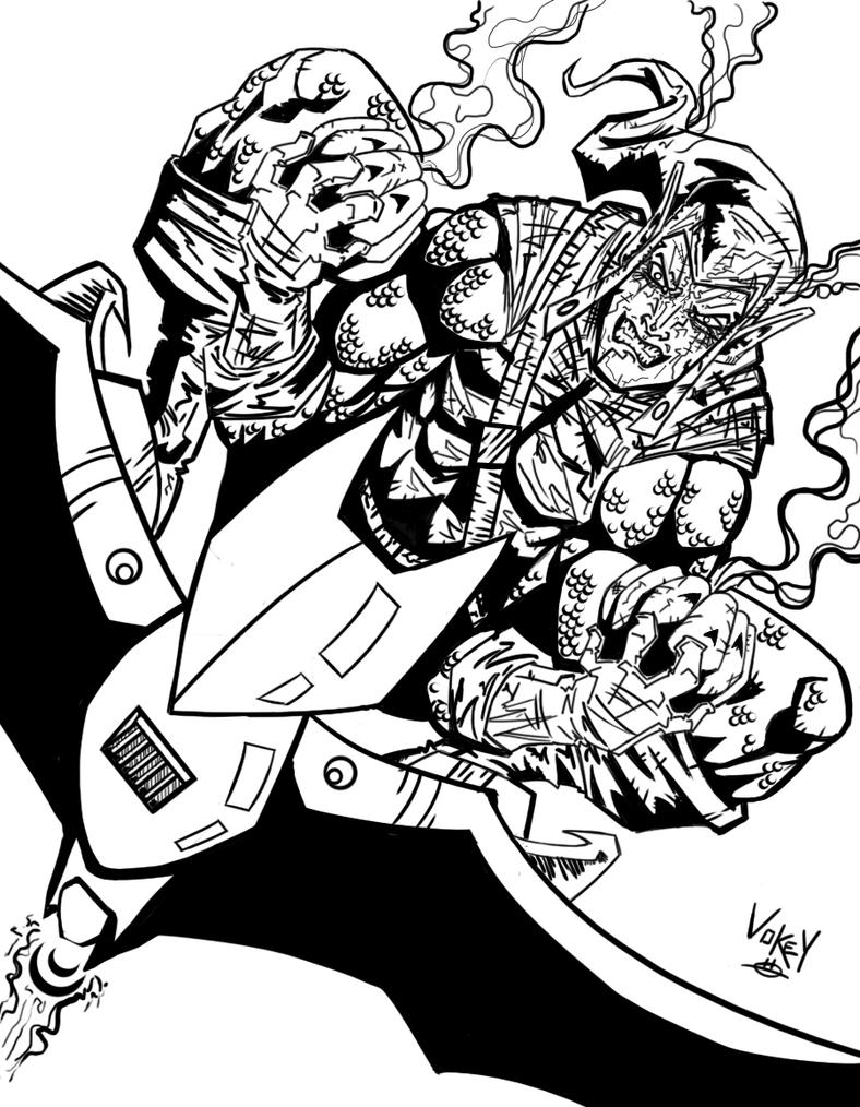 New Goblin Free Coloring Pages