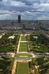 View of Paris by tiziano317
