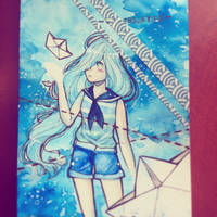 Naori and Paperboats