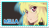 Milla Maxwell stamp by aki-lhant