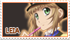 Leia stamp by aki-lhant