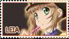 Leia stamp by Akiyama-Lhant